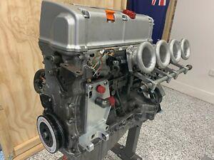 Honda K20A2 Race engine & Jenvey ITB's