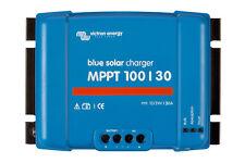 Régulateur de charge solaire MPPT 30A 12/24V Bluesolar Victron 100/30