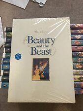 Rare Disney Black Diamond Collection!! Brand New Factory Sealed!! VHS