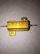 .1 Ohm 25 W 3% Tolerance  Dale  Resistors