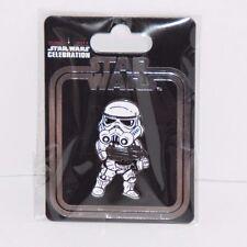 Star Wars Celebration Orlando 2017 STORMTROOPER Store Incentive Pin NEW