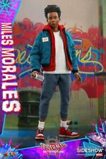 Hot Toys 1/6th Miles Morales Figure Spider-man: Into the spider-verse(preorder )