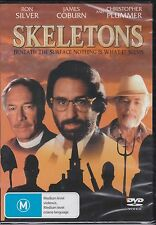 SKELETONS - Ron Silver, Christopher Plummer, Dee Wallace - DVD