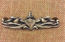 U.S. Navy Enlisted Surface Warfare Specialist Pin Badge