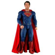 Figurines de héros de BD en résine superman