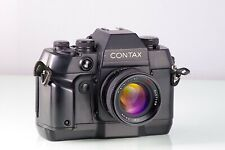 Super Topslr contax Ax Af + Carl Zeiss Planar 1.4/50mm C / and Premium Vintage