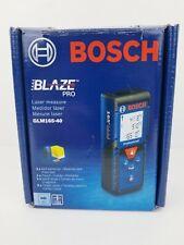 Bosch Blaze Pro Laser Distance Measure 165' GLM165-40 Measuring Tool