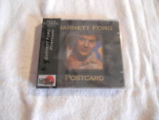 "Garnett Ford ""Postcard"" Rare AOR cd Long Island Rock Classic New Sealed"