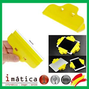 2 X PINZA DE SUJECION DE PEGADO PARA PANTALLAS TELEFONO MOVIL TABLET HERRAMIENTA