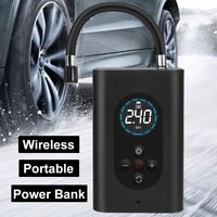 Powerful Digital DC+5V 150 PSI Tire Inflator Pump for Car Bicycles Inflatables