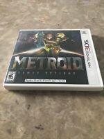 Metroid: Samus Returns (Nintendo 3DS, 2017) Fast Free Shipping