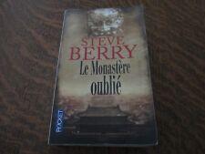 le monastere oublie - STEVE BERRY