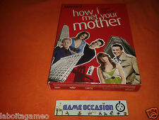 HOW I MET YOUR MOTHER HIMYM INTEGRALE SAISON 2 COFFRET 3 DVD COMPLET VF VOST