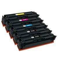 5 x Toner Cartridge for HP 215A LaserJet Pro MFP M182nw M182n M183fw (No Chip)
