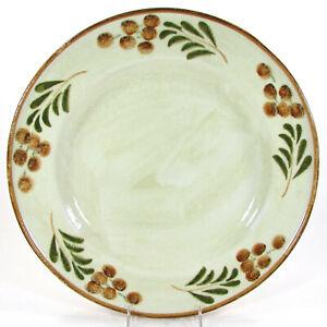 """Williams-Sonoma CERAMICHE ARIANNA 16"""" Large Serving Platter Olive Laurel Italy"""