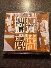 Jesus Loves You Sweet Toxic Love 1992 UK CD Single Vscdx1449