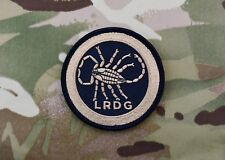 Long Range Desert Group LRDG Patch UKSF Special Forces 22 SAS Mobility Troop