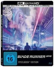 """BLADE RUNNER 2049"" - Ryan Gosling - SciFi Kult - 4K ULTRA HD BLU RAY STEELBOOK"