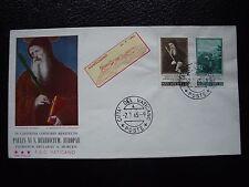 VATICAN - enveloppe 2/7/1965 (cy92)