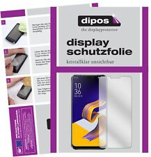 6x Asus Zenfone 5Z ZS620KL Screen Protector Protection Crystal Clear dipos