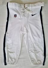 Dallas Cowboys White NikeTeam Issued Football Pants - Size 36