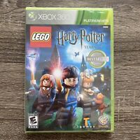 LEGO Harry Potter: Years 1-4 (Microsoft Xbox 360, 2010) Brand New Sealed