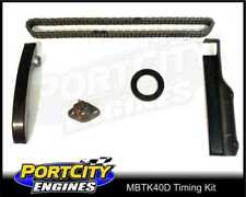 Timing Kit for Mitsubishi 4cyl 4M40 Pajero Triton 2.8L Double Row Chain MBTK40D