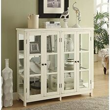 Coaster 950306 A Accessories Accent Cabinet   Accent Cabinet (White) NEW