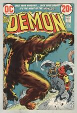 The Demon #6 FN February 1973