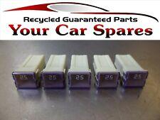 Vauxhall JCase Cartridge Fuse 25 AMP
