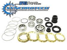 Synchrotech Brass Basic Rebuild Kit Honda / Acura B16 B18C1 B18C5 Transmissions