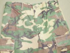 New listing Us Army Vietnam Special Forces Navy Seal Brown Dom Erdl Camo Jungle Pants Exc