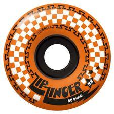 Krooked Zip Zinger 80HD Skateboard Wheels Orange 58mm