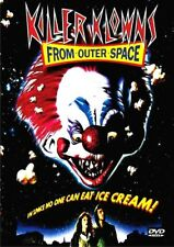 Killers Klowns From Outer Space - 1988 - Clown Comedy Horror DVD - Grant Cramer