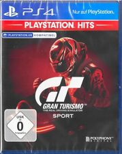 Gran Turismo: Sport - PS4 / PlayStation 4 - NEU & OVP - Deutsche Version