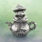 Wombat Tea Australian Souvenir Figurine Australiana Gift