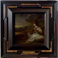 Carel De Moor, 1680, Bénézit, Cote Enorme! La Joueuse de Luth-Maître Hollandais!
