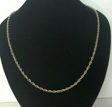 """CHAIN ROPE 20"""" (50cm) --- 925 STERLING SILVER"""