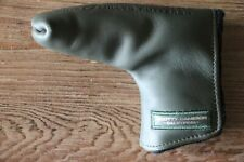 Scotty Cameron Army Green Leather Paint Surfer Gallery Headcover