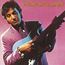 Bop till You Drop [180g Vinyl] by Ry Cooder (Vinyl, May-2013, Rhino (Label))