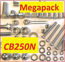 Honda CB250N -  Nut / Bolt / Screw Stainless MegaPack