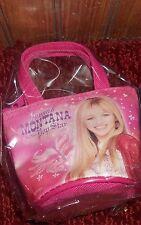 Hannah Montana Mini Bucket Purse - Hot Pink - Part Time Pop Star
