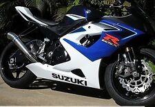 GP Style Exhaust Suzuki GSX-R GSXR 1000  2005-2006 05-06 EX7