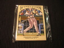 2011 TOPPS GYPSY QUEEN CHICAGO WHITE SOX TEAM SET (12)