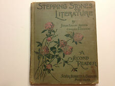Stepping Stones to Literature, A Second Reader by Arnold & Gilbert, 1902