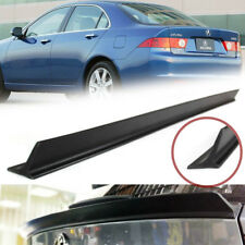 ACURA Rear Trunk Lip Spoiler TSX L Look 04-08 Unpainted 4D Sedan