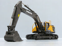 MOTORART 1:50 Scale VOLVO EC480E Hydraulic Excavator Vehicles Diecast Toy Model