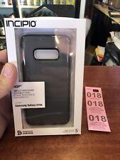 Incipio NGP Case for Samsung Galaxy S10e Black Gray Cover Protector Guard Shield