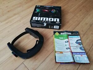 Simon Optix Electronic Touch Free Game Wearable Headset Light And Sound Gadget