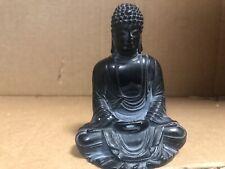 Buddha Resin Figurine Small  Religious Figure